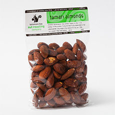 tamari almonds baynuts