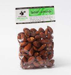 tamari almonds baynuts