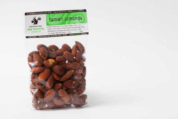 buy tamari almonds australia