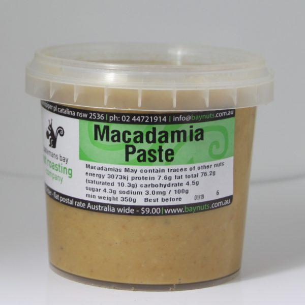 Macadamia Paste