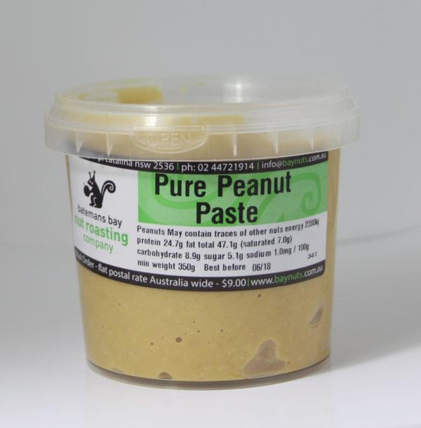 Pure Peanut Paste