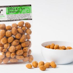 bbq krikri peanuts