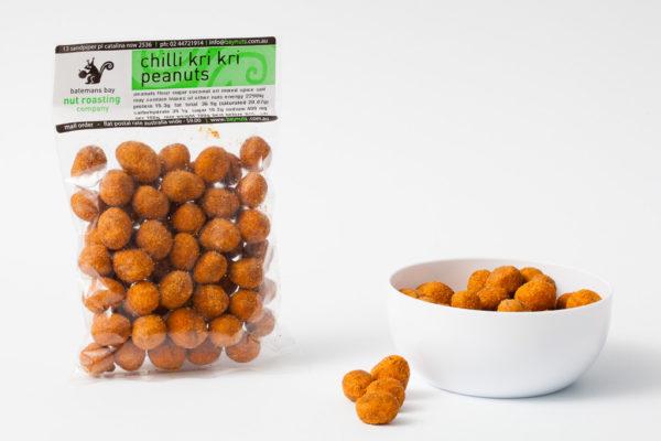 chilli krikri peanuts