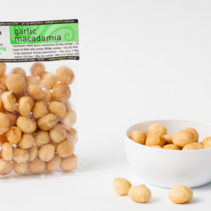 garlic macadamia