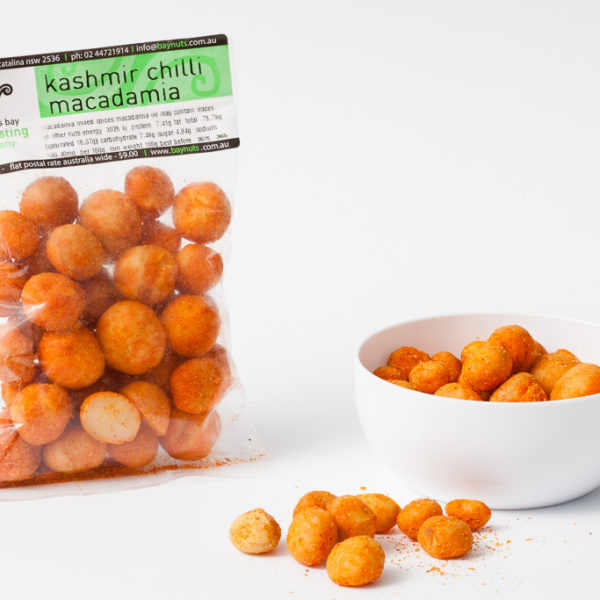 kashmir chilli macadamia